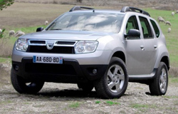 Chip Tuning - Dacia Duster 1.5 DCI  90