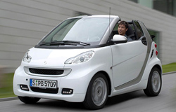 Chip Tuning - Smart Fortwo 0.8 CDI 45
