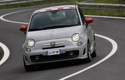 Chip Tuning - Fiat 500 Abarth 1.4 T 180 695