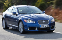 Chip Tuning - Jaguar XF 5.0 Kompressor 510
