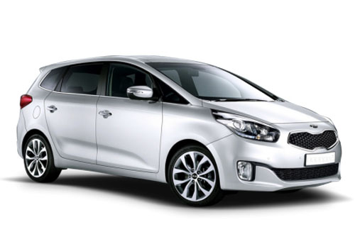Chip Tuning - Kia Carens  1.7 CRDi 141