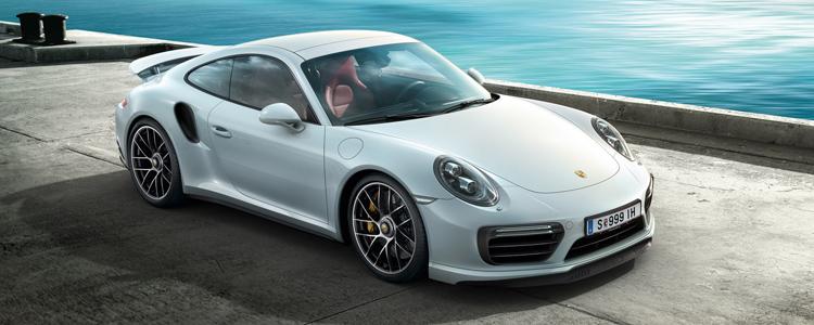 Chip Tuning - Porsche 911  Turbo S 580