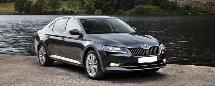 Chip Tuning - Skoda Superb III 1.4 TSI 125