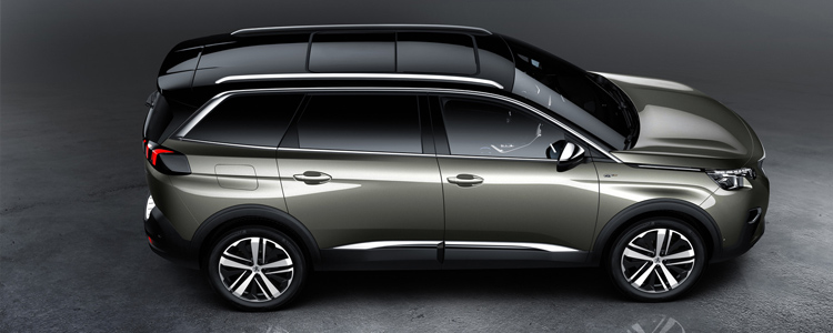 Chip Tuning - Peugeot 5008  1.6 HDi 120