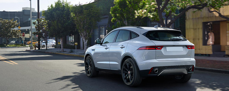 Chip Tuning - Jaguar E-Pace  2.0 P 200