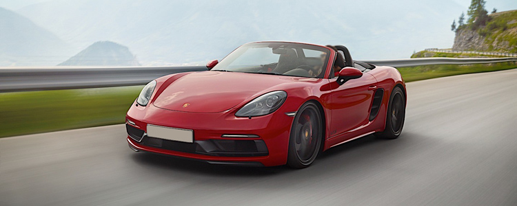 Chip Tuning - Porsche Boxster 2.5 GTS 365