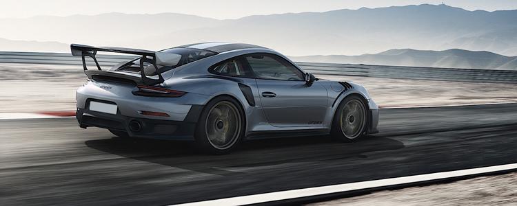Chip Tuning - Porsche 911 GT2 RS 700