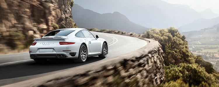 Chip Tuning - Porsche 911 Turbo S 560