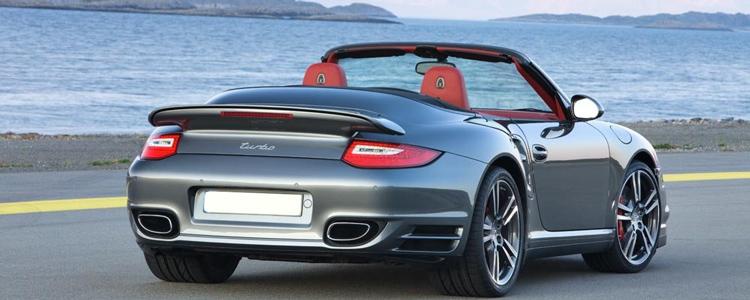 Chip Tuning - Porsche 911 Turbo 500
