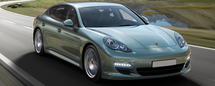 Chip Tuning - Porsche Panamera 4.8  S 400