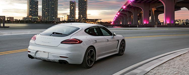 Chip Tuning - Porsche Panamera 440 GTS