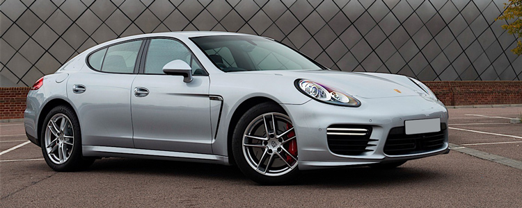 Chip Tuning - Porsche Panamera 520 Turbo