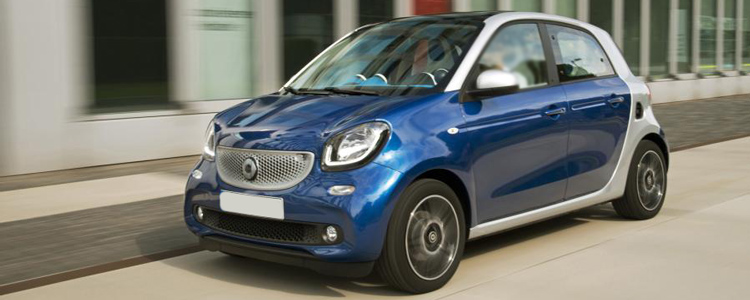 Chip Tuning - Smart ForFour 0.9 90 Turbo