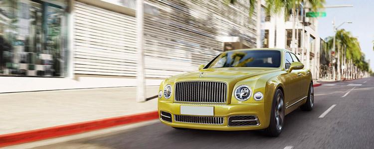 Chip Tuning - Bentley Mulsanne 537 Speed