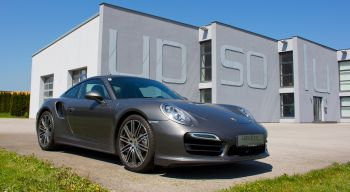 Chiptuning Porsche 911 Turbo