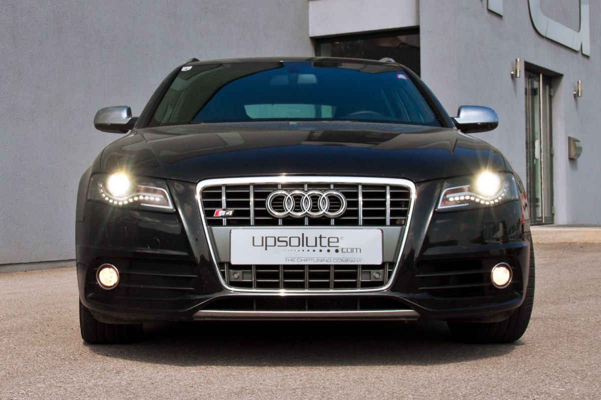 Chiptuning - Audi S4 3.0 TFSI Stage 2 461PS