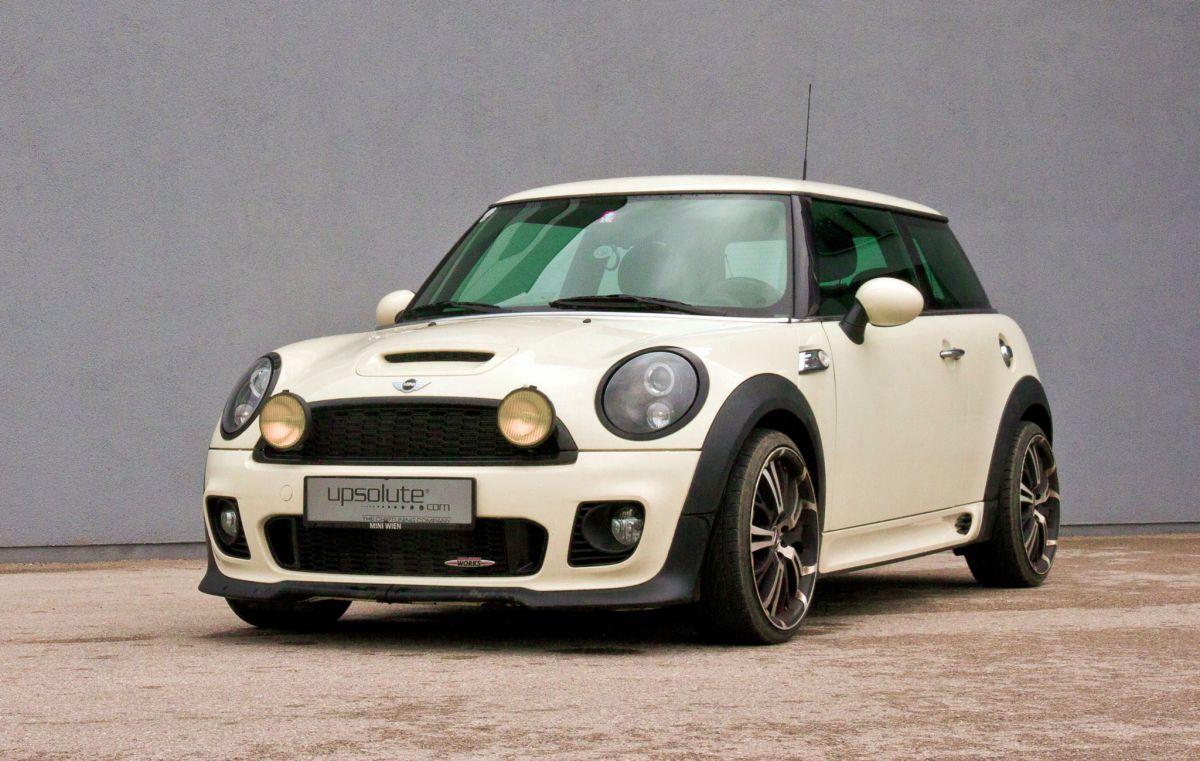 Mini Cooper Works 245hp!